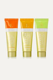 Orange Gift Set: Villa Noacarlina, Back to Pampelonne, and Tropical Crush Toothpaste, 3 x 25ml
