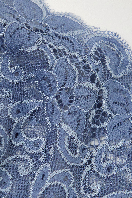 Hanro Moments stretch-lace briefs