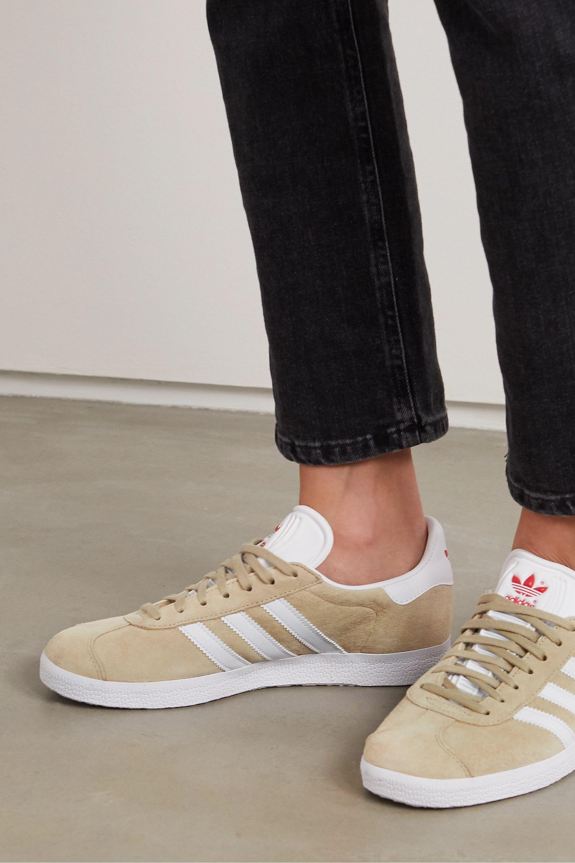 leather sneakers | adidas Originals