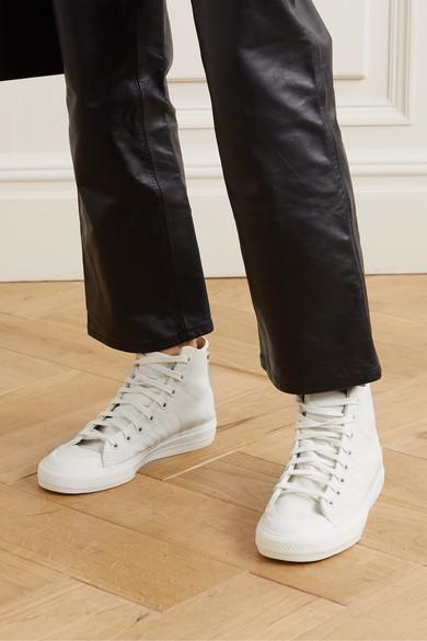 adidas Originals | Nizza HI RF High Top Sneakers aus Leder