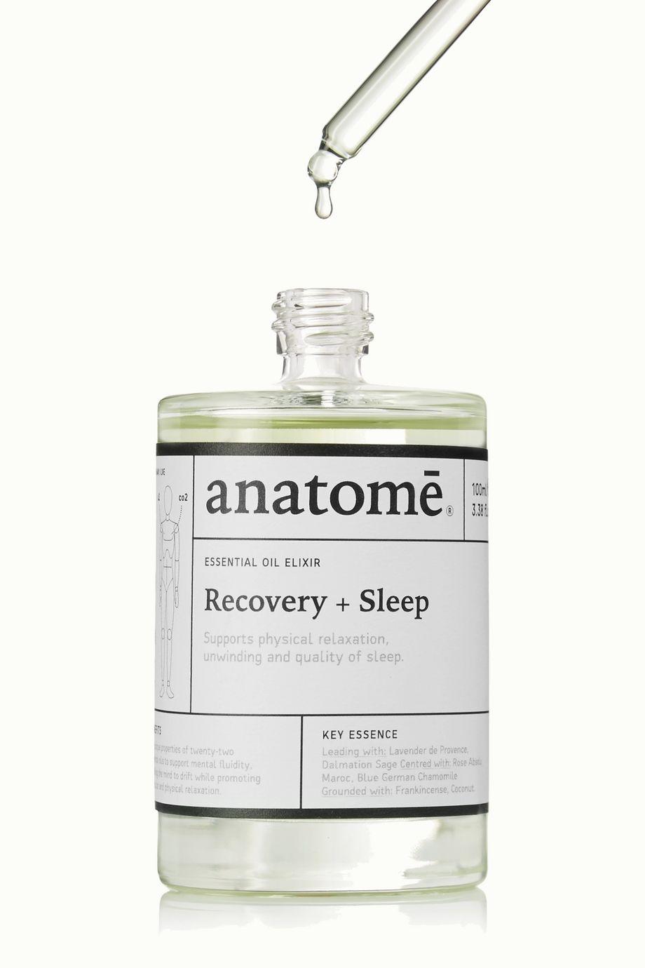 anatomē Essential Oil Elixir - Recovery + Sleep, 100ml
