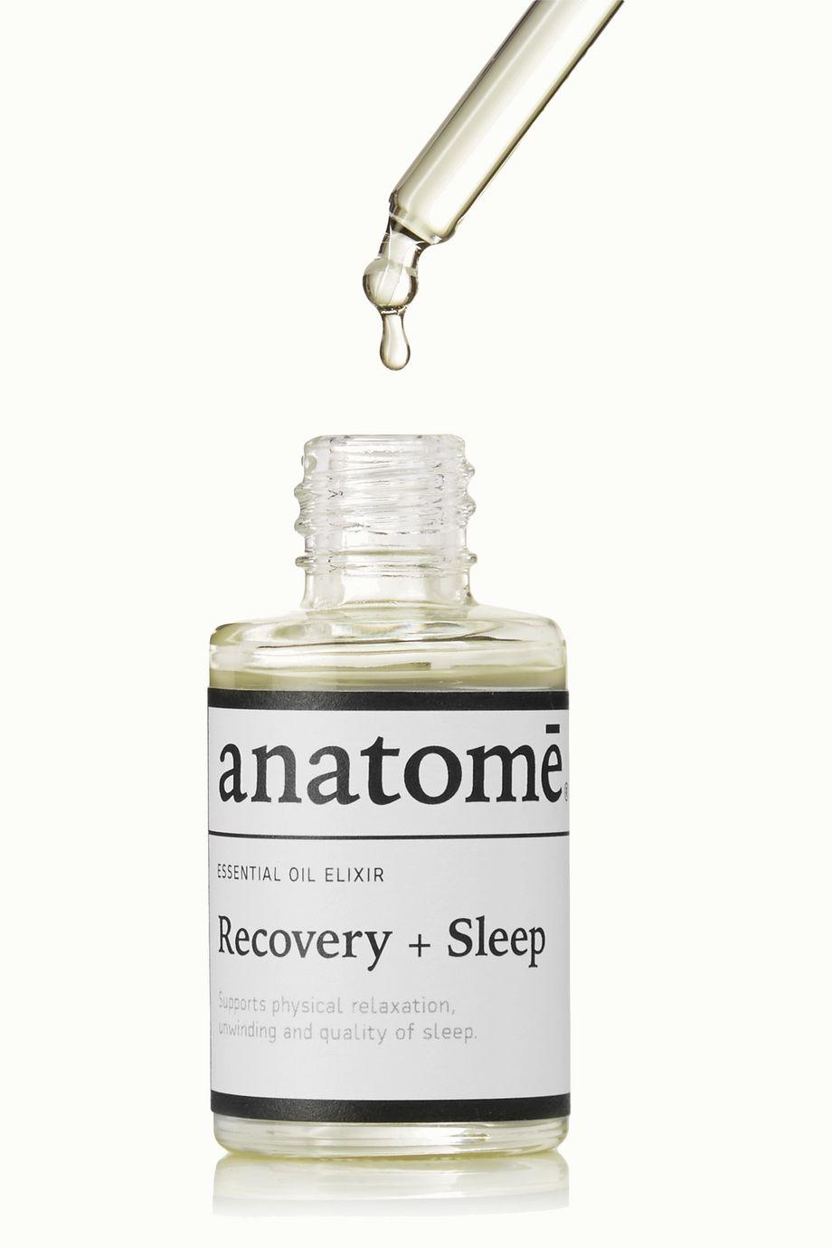 anatomē Essential Oil Elixir – Recovery + Sleep, 30 ml – Ätherisches Öl