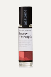 Essential Oil Elixir - Energy + Strength, 10ml