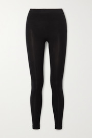Rick Owens Stretch-jersey leggings