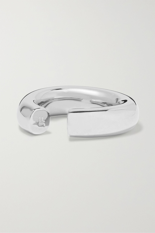 Jennifer Fisher Samira silver-plated ear cuff