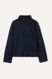 By Malene Birger Kerria wool-blend sweater
