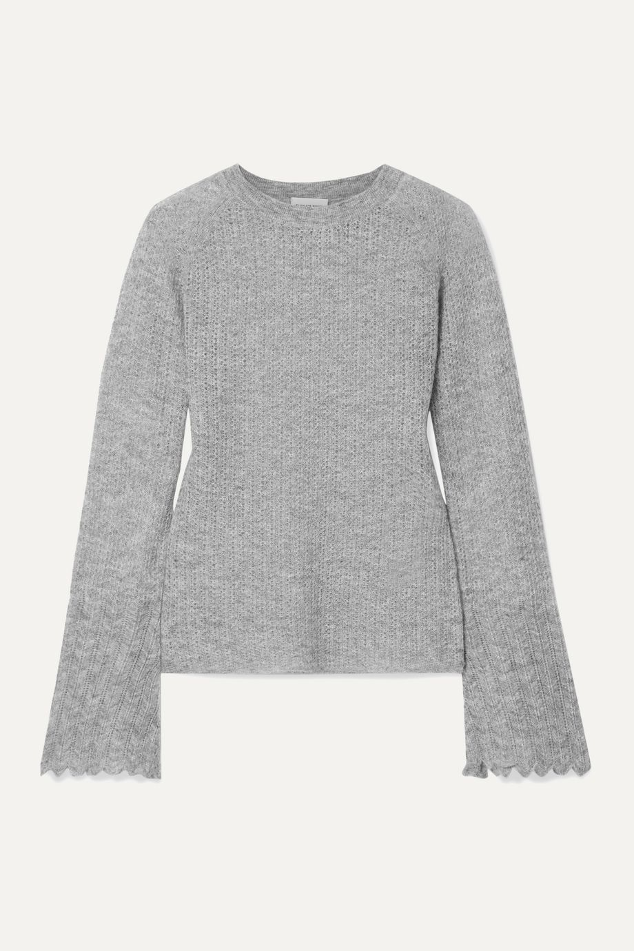 By Malene Birger Open-knit sweater