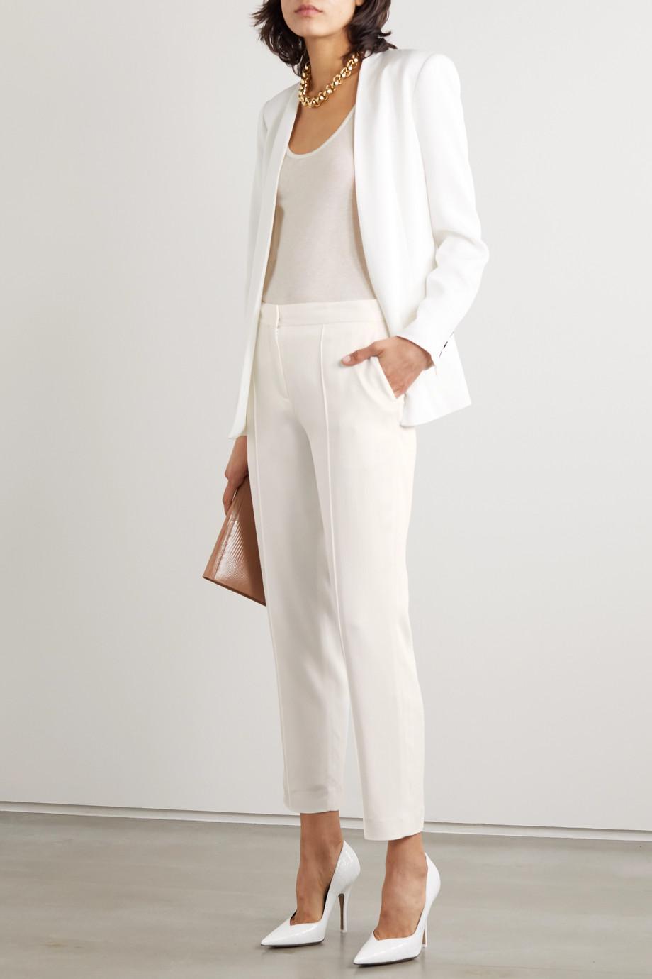 By Malene Birger Santsi cropped slim-fit pants
