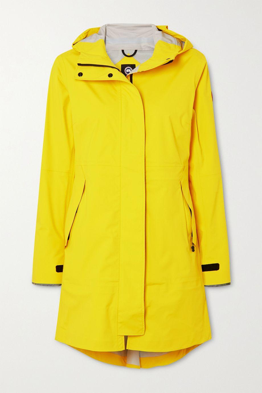 Canada Goose Salida hooded shell raincoat