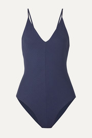 Skin The Talia ribbed swimsuit
