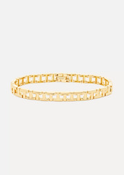 Tiffany & Co. T True 18-karat gold bracelet