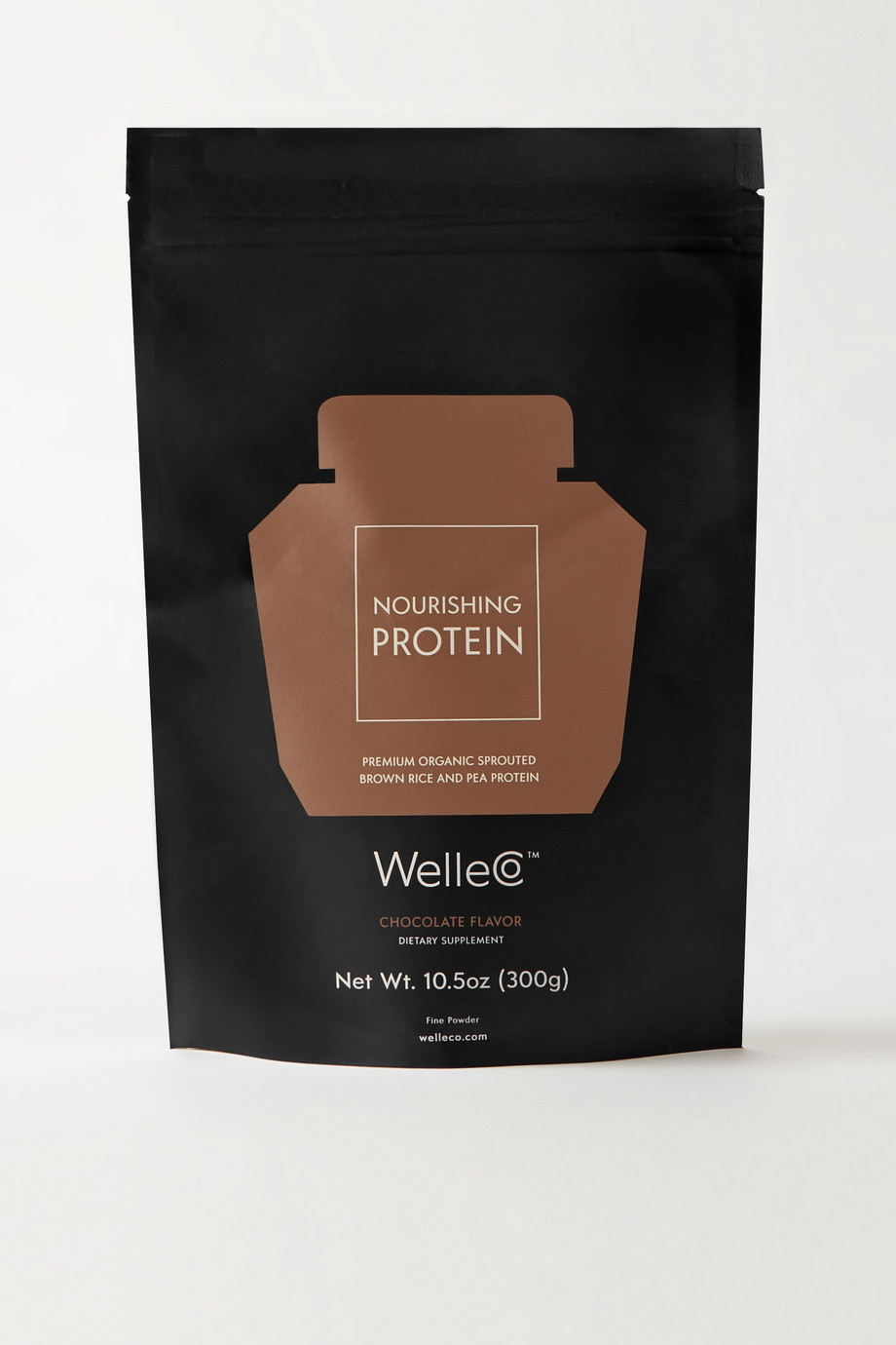 WelleCo Nourishing Protein - Peruvian Chocolate, 300g