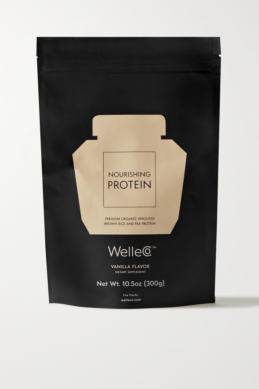 WelleCo Nourishing Protein – Natural Vanilla, 300 g – Nahrungsergänzungsmittel