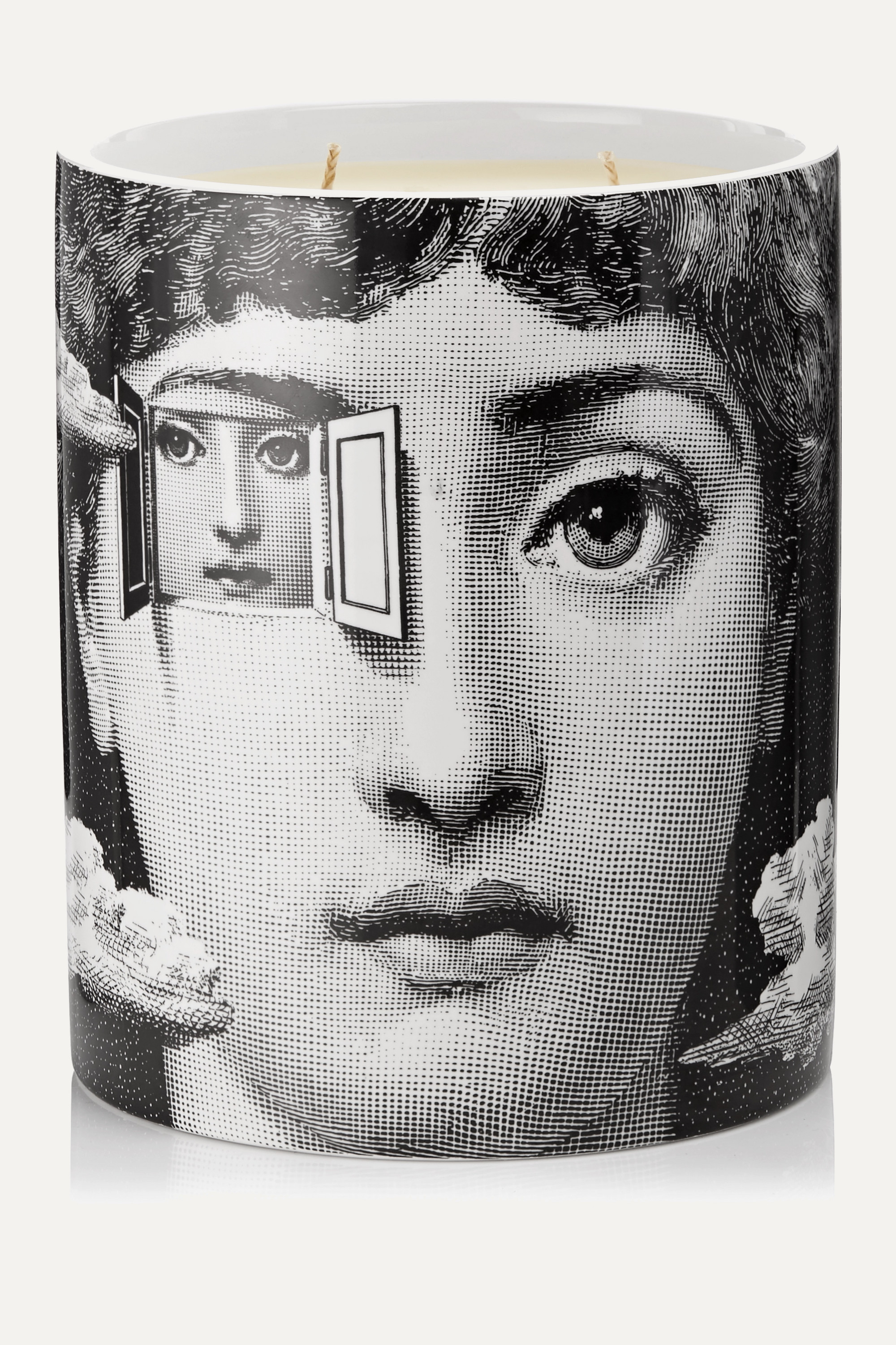Fornasetti Metafisica scented candle, 900g