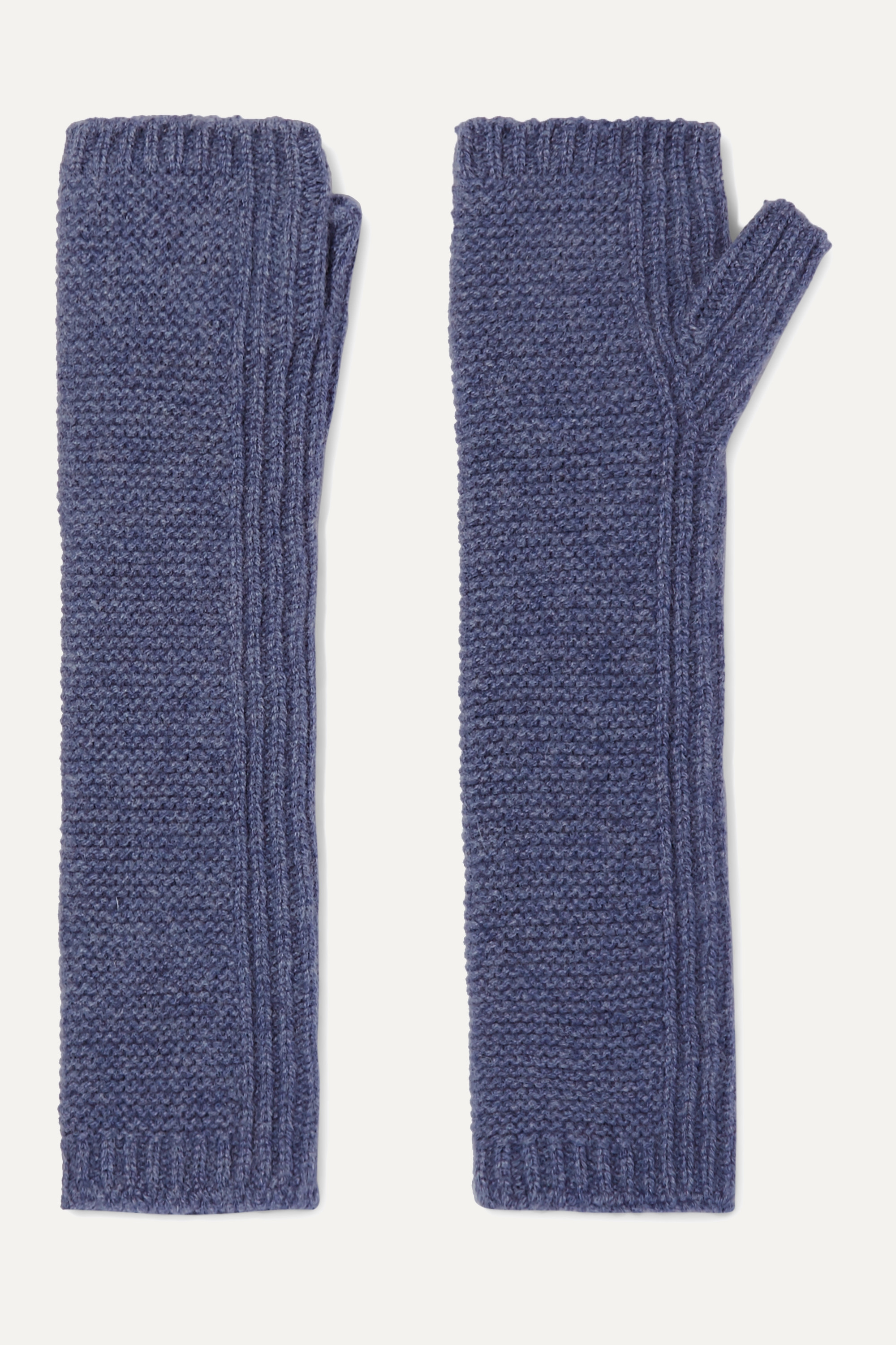 Johnstons of Elgin Cashmere wrist warmers