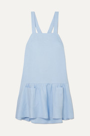MATIN Linen mini dress