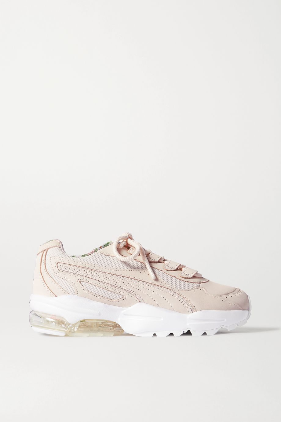 Tabitha Simmons + PUMA Cell Stellar leather and mesh sneakers