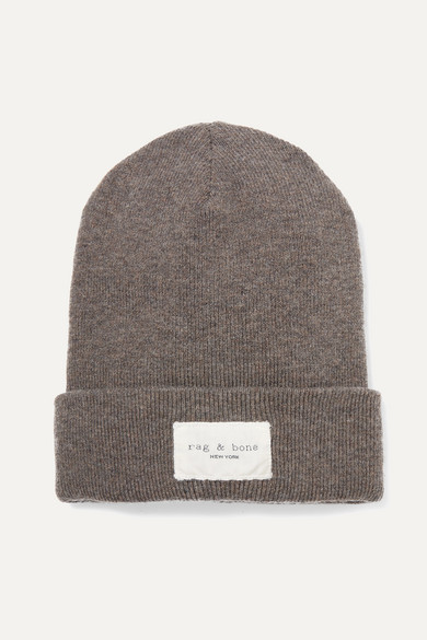 Addison Ribbed Knit Beanie by Rag & Bone