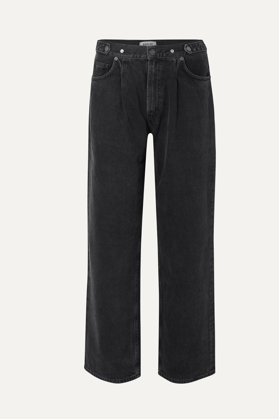 AGOLDE Mid-rise boyfriend jeans