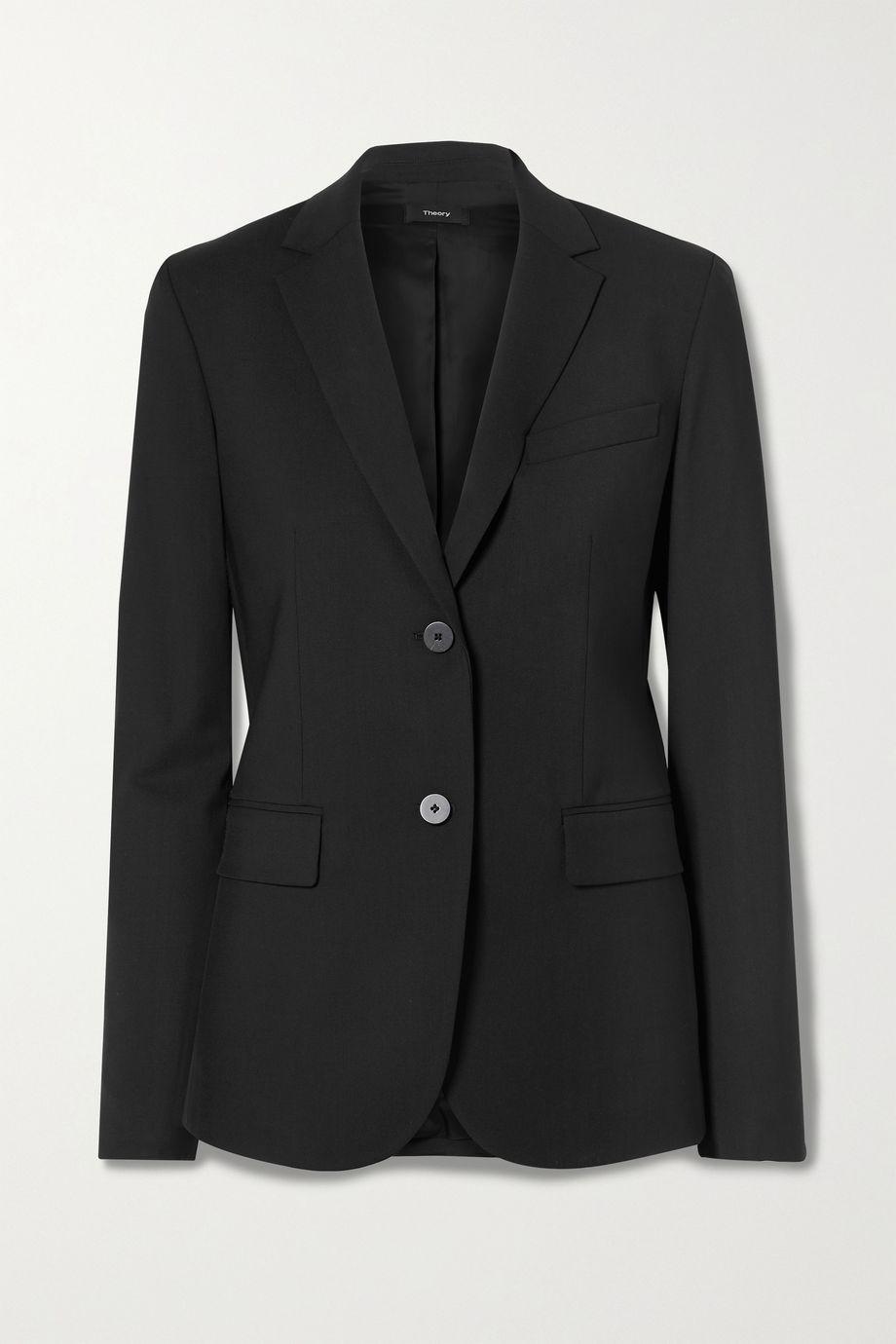 Theory Classic stretch-wool blazer