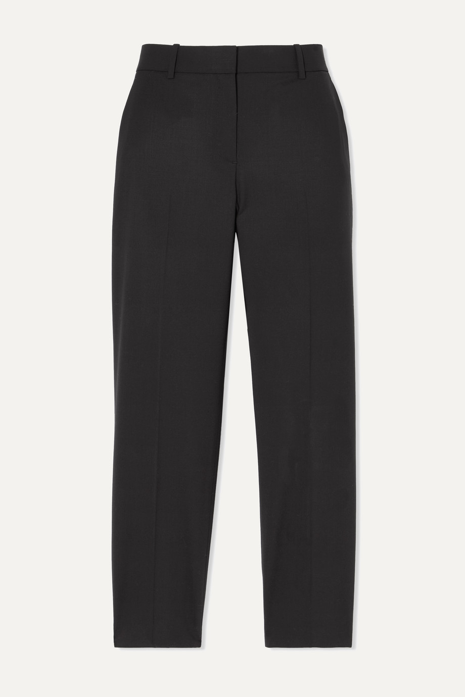 Theory Treeca 2 cropped stretch-wool slim-leg pants