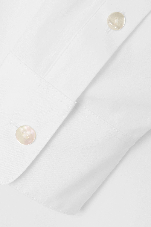 Theory Cotton-blend shirt