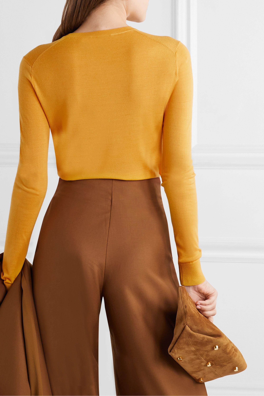 Theory Wool-blend sweater
