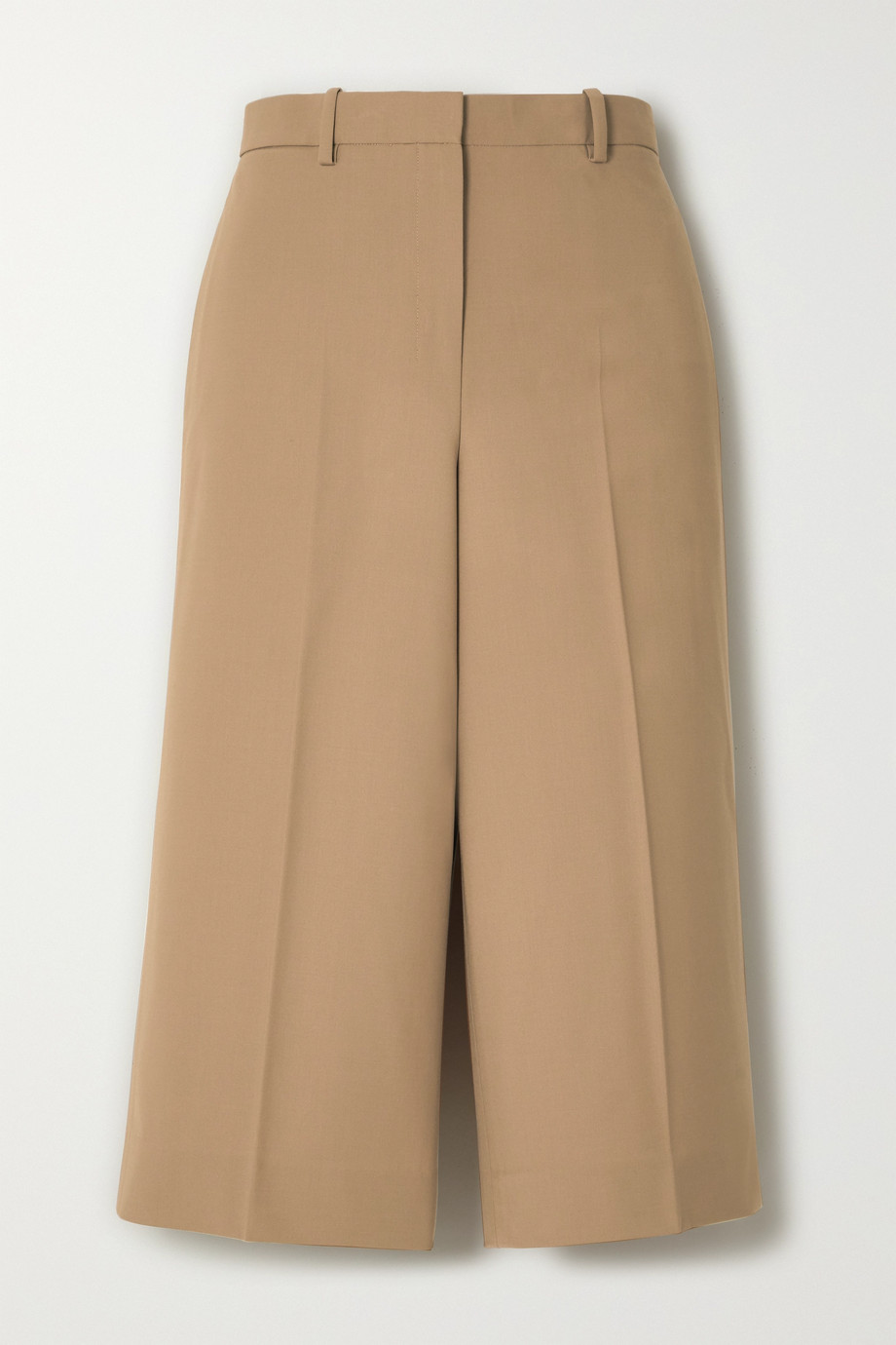 Theory Stretch-wool culottes