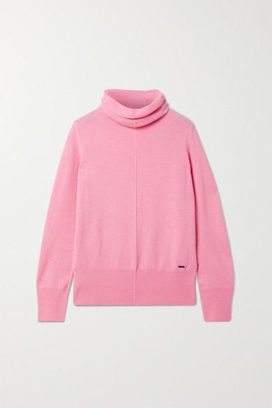 cashmere-turtleneck-sweater by akris