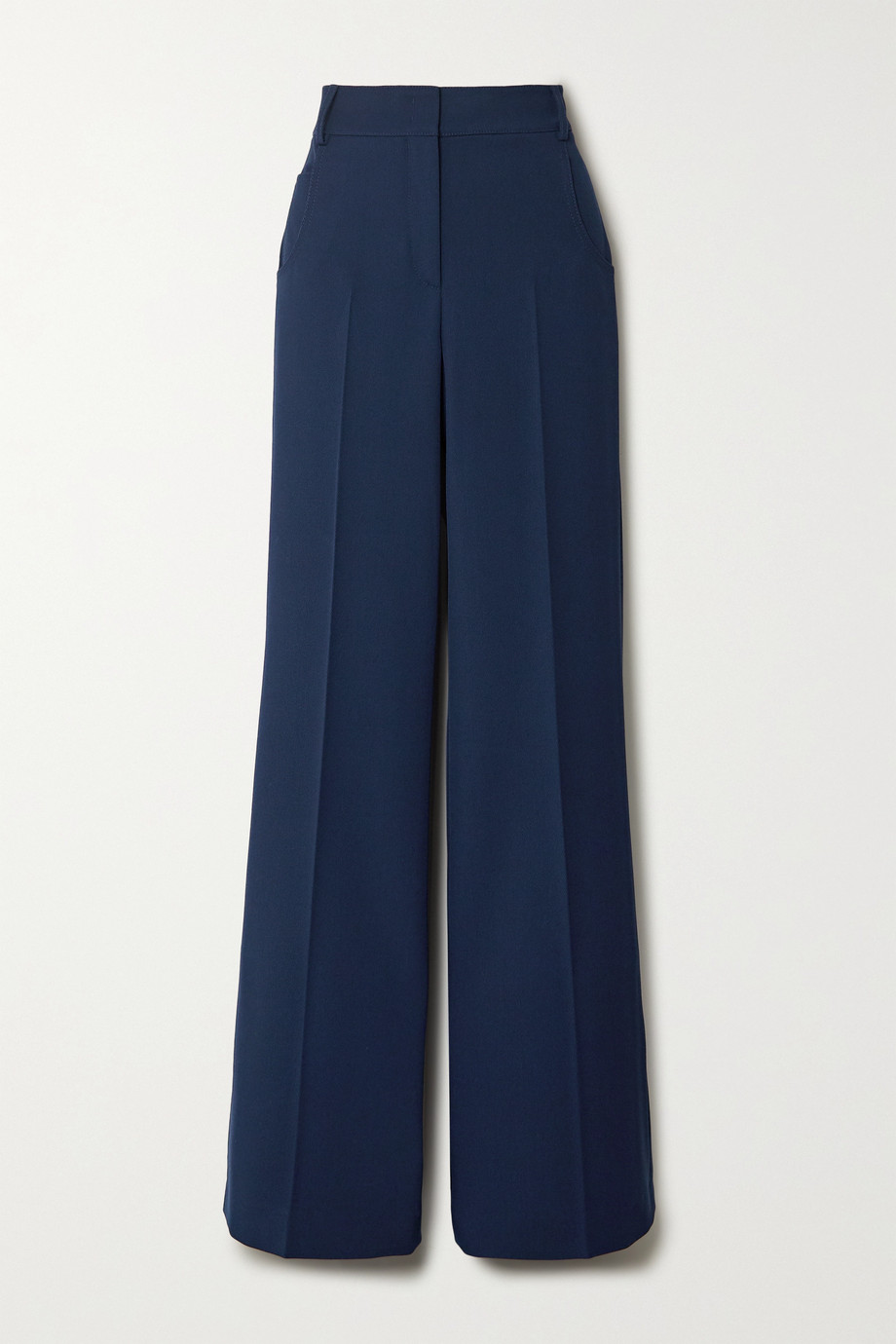 Akris Floyd wool-twill wide-leg pants