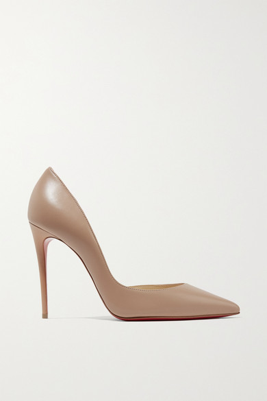 Christian Louboutin Pumps Iriza 100 leather pumps