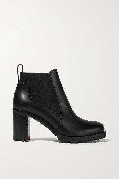 Christian Louboutin Boots Marchacroche 70 leather ankle boots