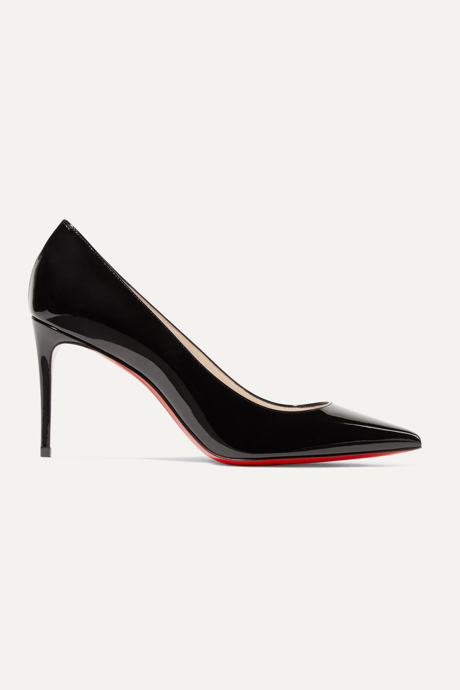 Christian Louboutin Kate 85 Pumps aus Lackleder