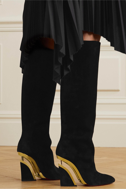 chaussure louboutin botte