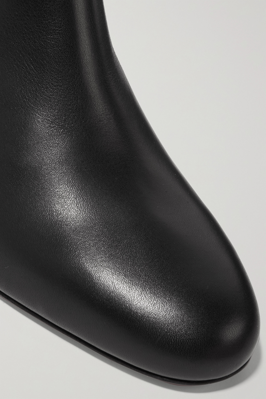 Christian Louboutin Turela 55 leather ankle boots
