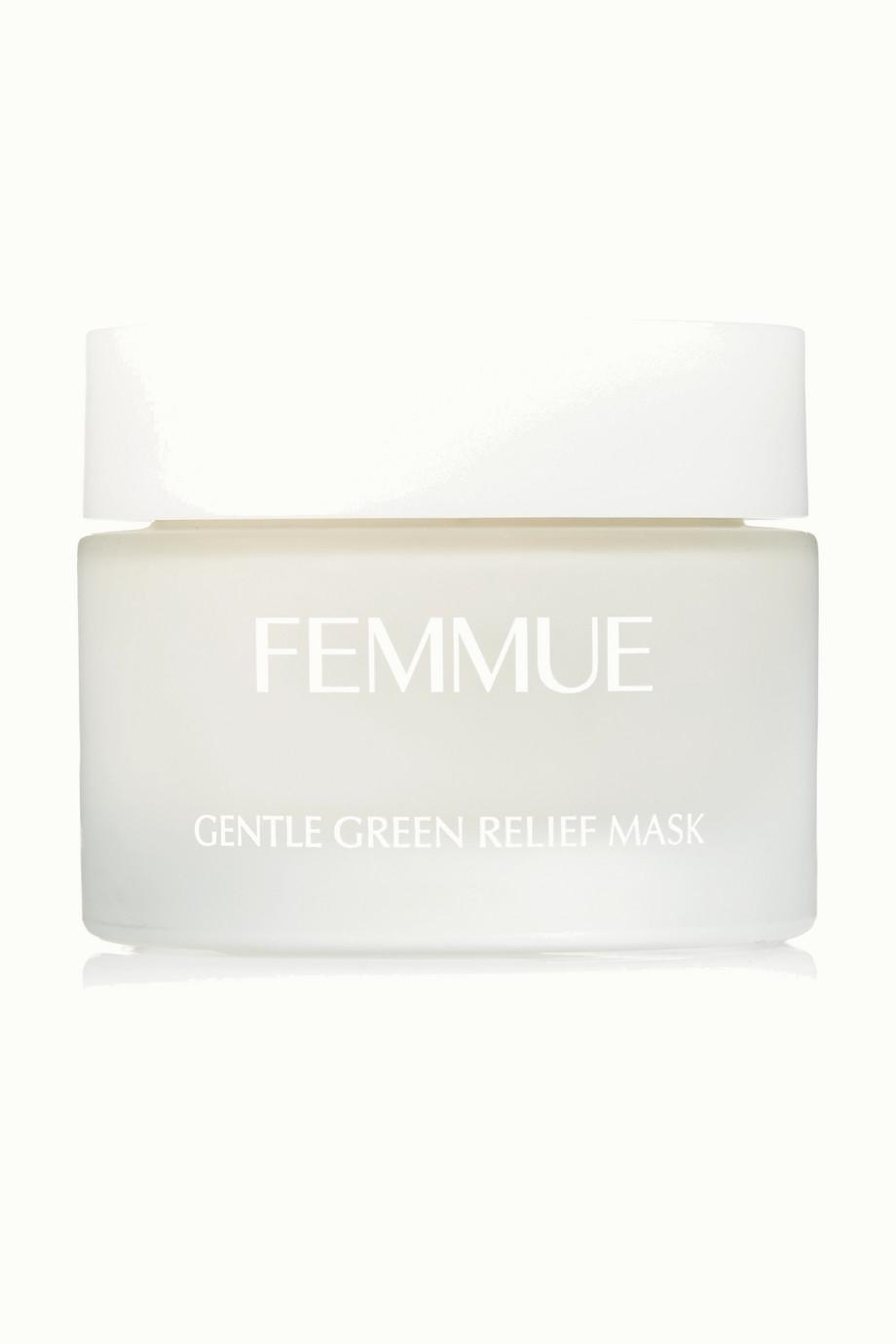 FEMMUE Gentle Green Relief Mask, 50g