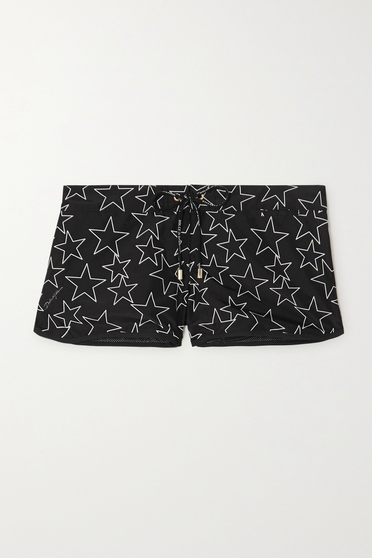 Dolce & Gabbana Printed shell shorts