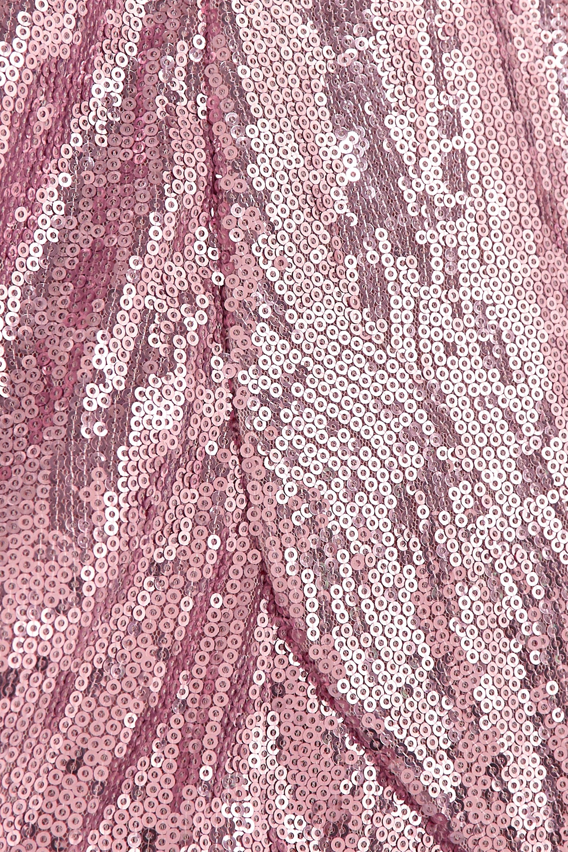 Dolce & Gabbana Culotte en tulle à sequins