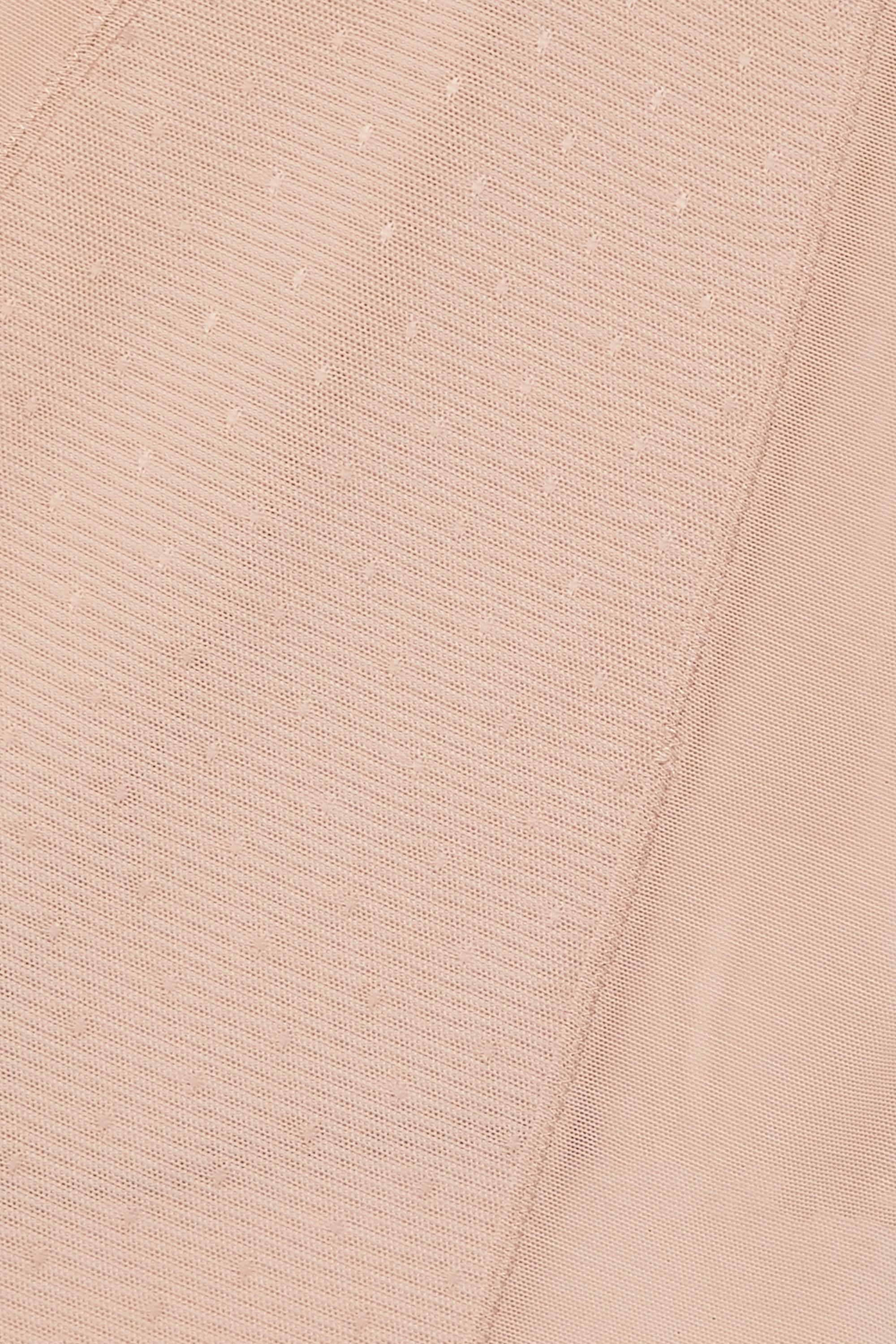 Spanx Spotlight lace-trimmed stretch-tulle bodysuit