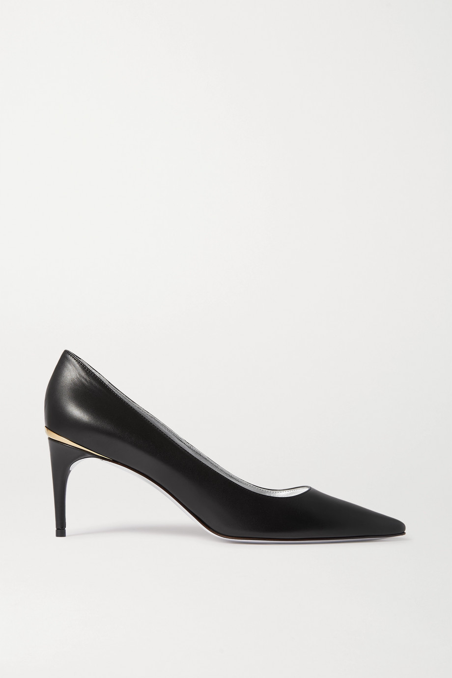 Givenchy Logo-embellished leather pumps