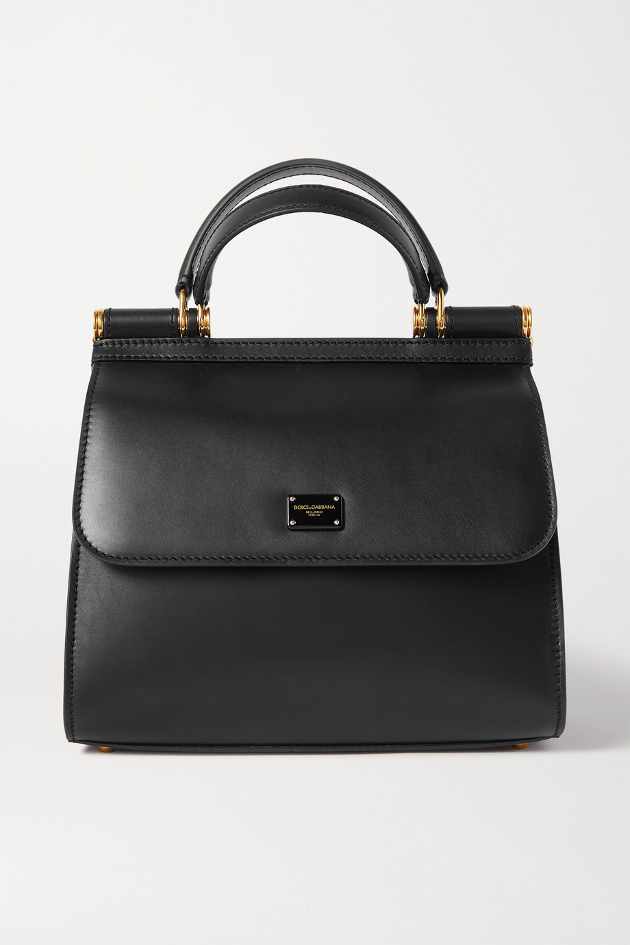 Dolce & Gabbana Sicily 58 small leather tote