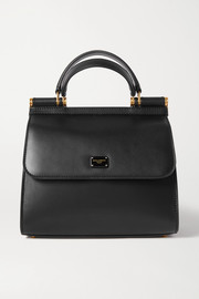 Sicily 58 small leather tote