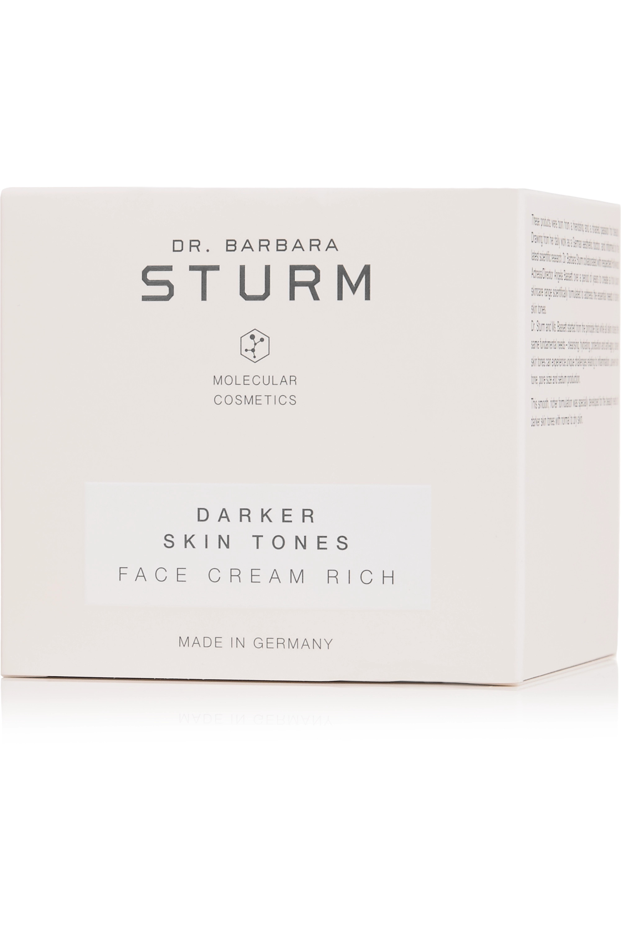 Dr. Barbara Sturm Darker Skin Tones Face Cream Rich, 50ml