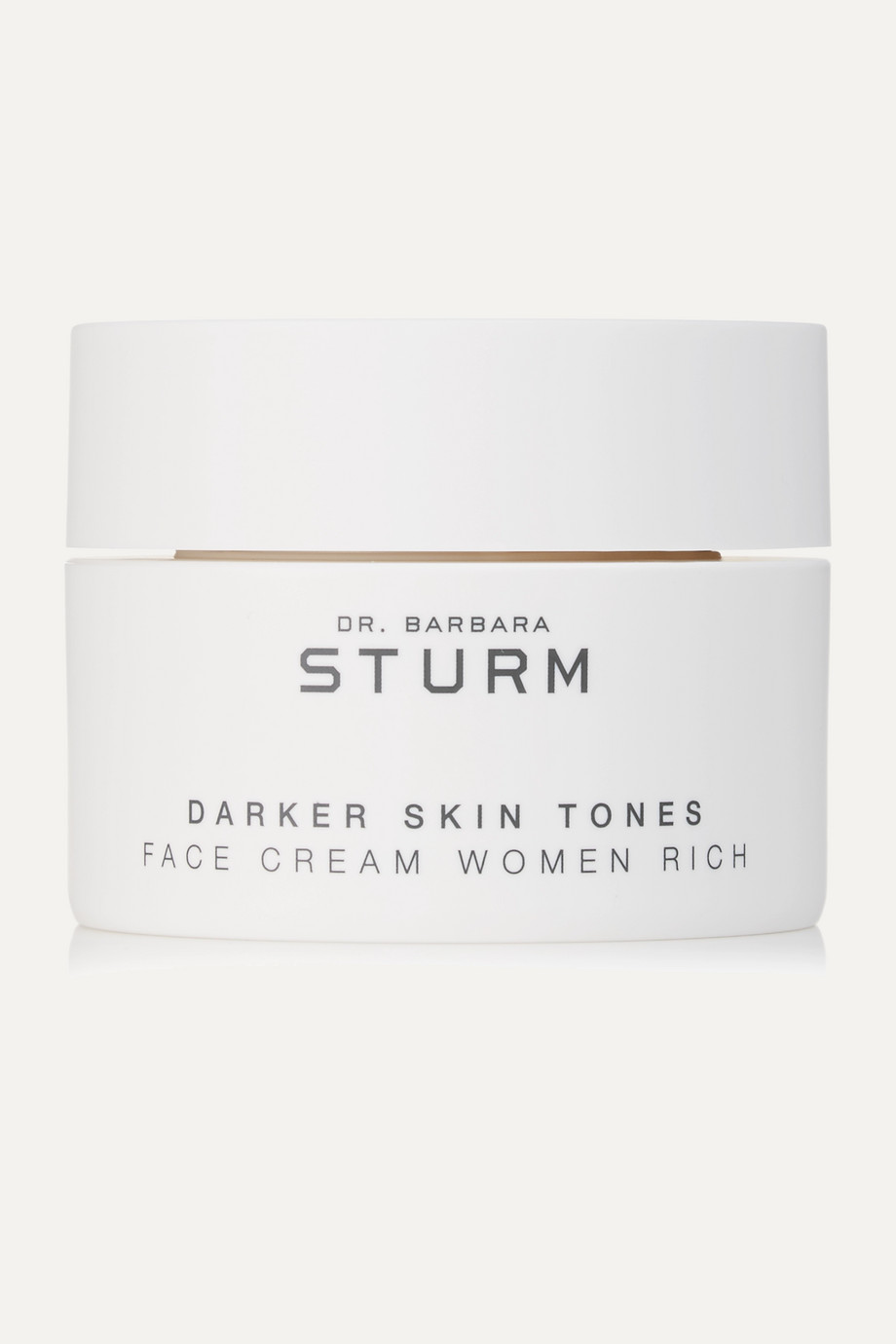Dr. Barbara Sturm Darker Skin Tones Face Cream Rich, 50 ml – Gesichtscreme