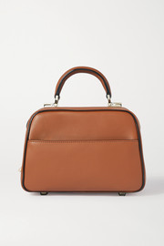 Valextra Series S small leather tote