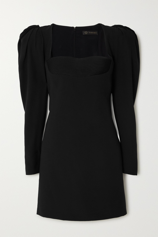 Versace Sateen mini dress