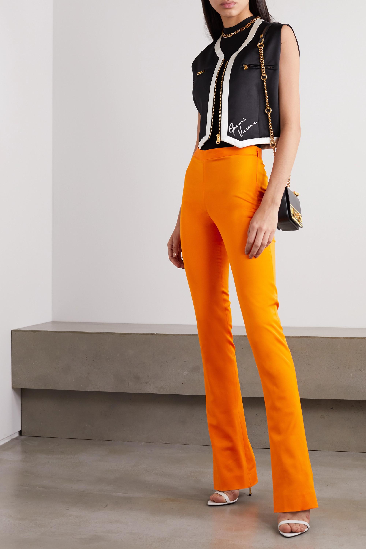Versace Cady bootcut pants