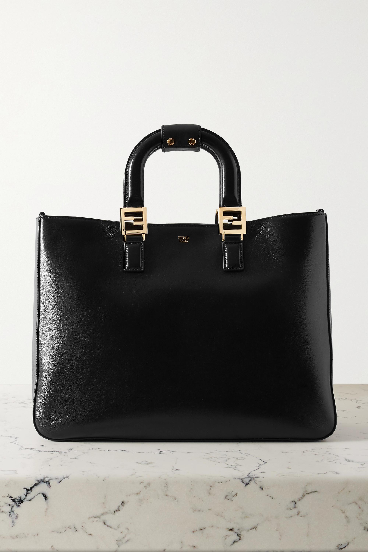 Fendi Leather tote