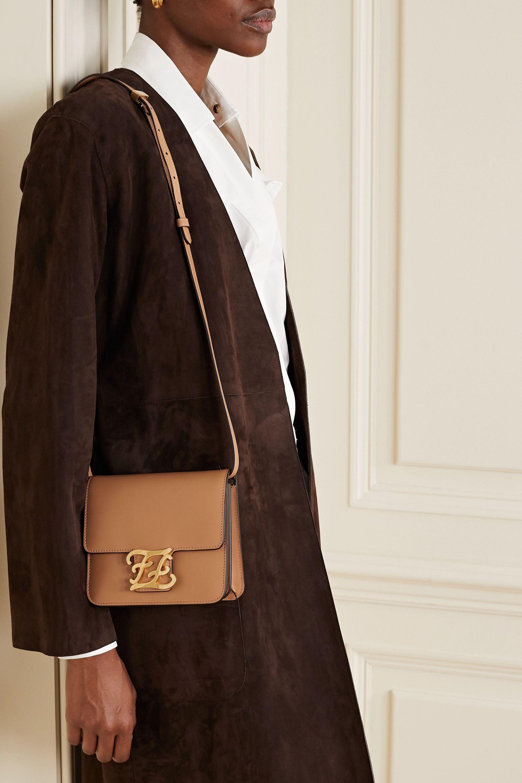 Fendi Sac porté épaule en cuir Karligraphy