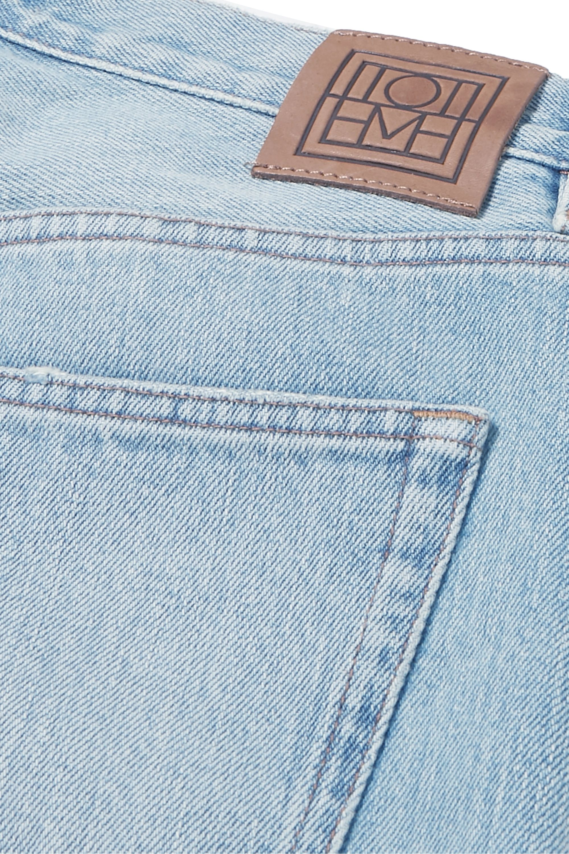 Totême Original mid-rise straight-leg jeans